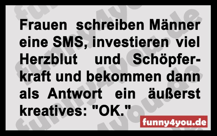 Funny Spruch - SMS