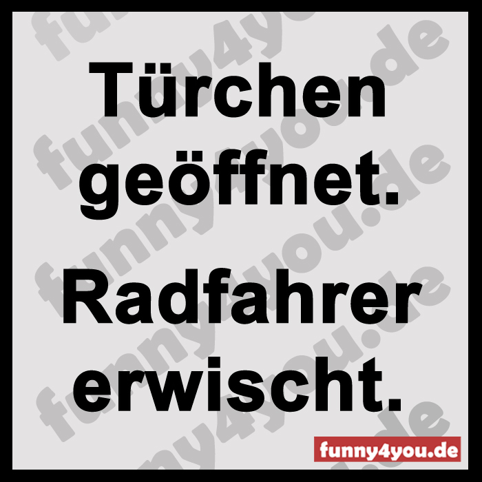Funny Spruch - dominant